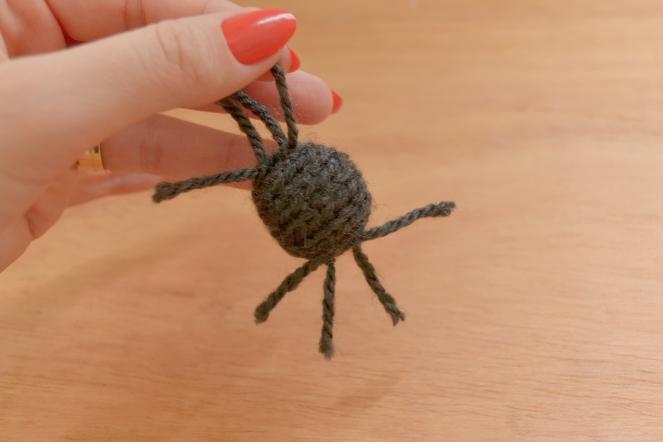brinquedo para gatos aranha