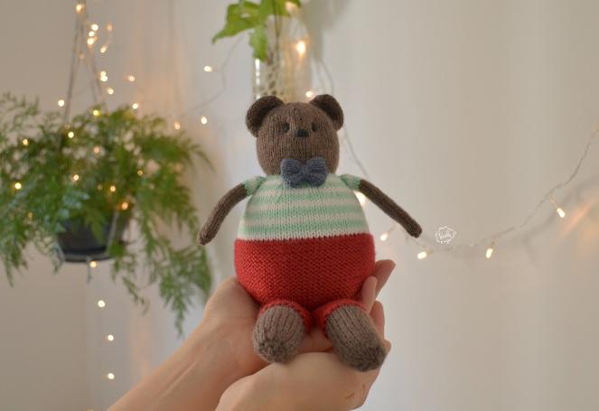 urso de dezembro 7