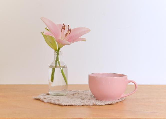 Chá e Lirio